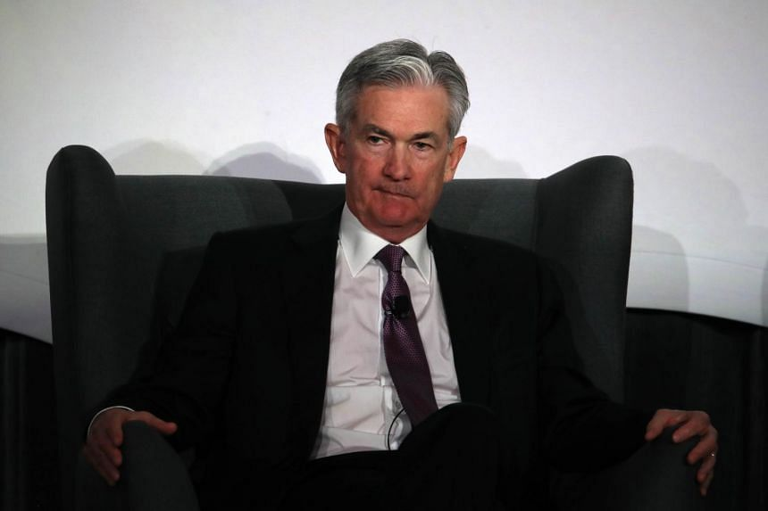 """US Federal Reserve Chairman Powell refused to criticise US President Donald Trump or discuss private conversations with him, saying """"it would not be appropriate"""" for him to do so."""