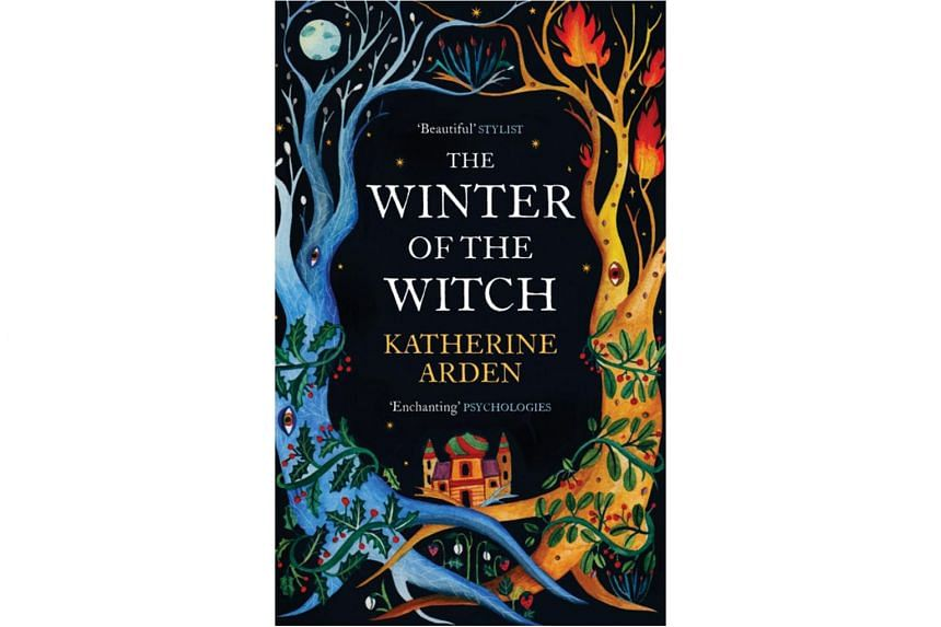 The Winter Of The Witch, the final book in the trilogy, opens with a witch hunt and can only be resolved, in a way, by addressing toxic masculinity.