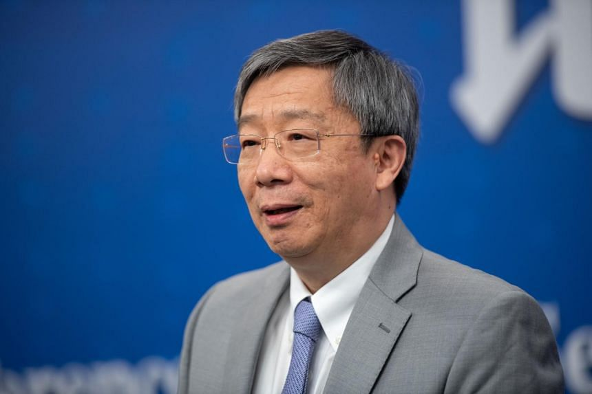 "Governor of China's central bank Yi Gang said at a news conference in Beijing that during trade talks last month in Washington, ""the two sides reached consensus on many key and important issues"" about currency markets."
