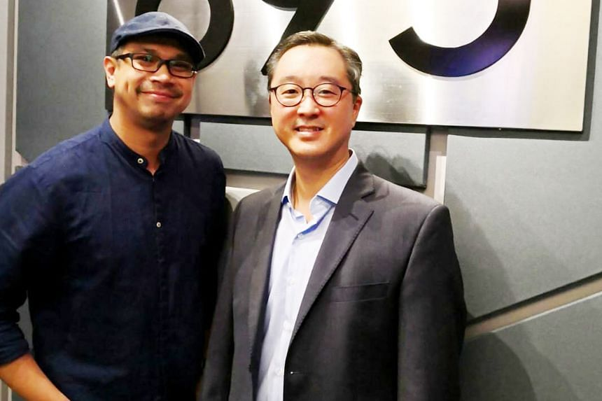 Money FM's Elliott Danker hosts David Lee (right) - chief operating officer and chief financial officer of Impossible Foods - as they talk about his company's business in this Money FM podcast.