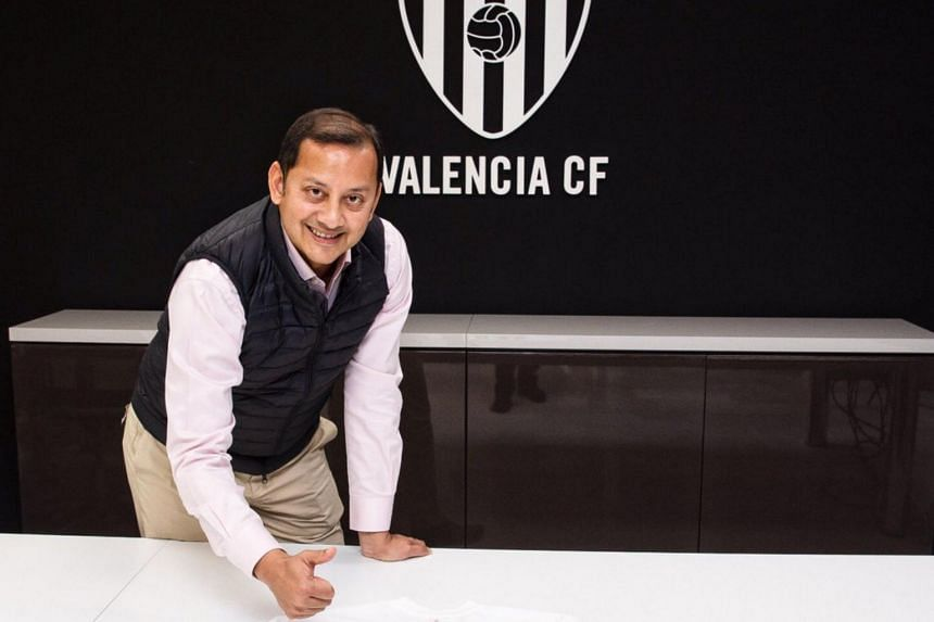 "Club president Anil Murthy said the reason for Valencia's recent stability is down to the ""solid corporate culture at the club with a team of strong professionals""."