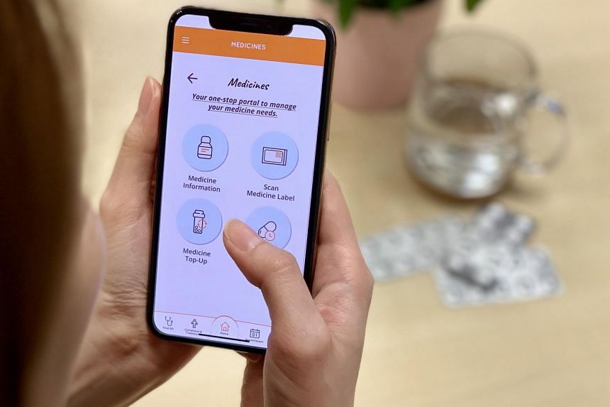Using the SingHealth Health Buddy app, patients can also check information such as dosage, side effects and storage instructions for over 300 commonly prescribed medications, including their own prescribed medications.