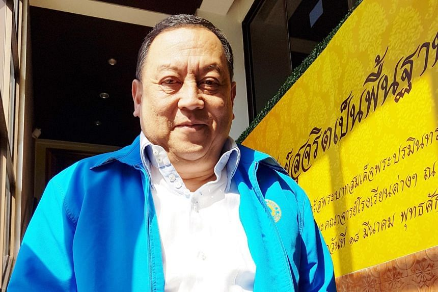 The Democrat Party's secretary-general Chuti Krairiksh readily admitted that its policies have gained little traction, especially in the poorer north-east region of Thailand.