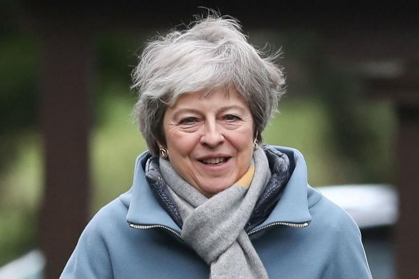 European officials said there had been no breakthrough in talks over the weekend and expressed frustration with Mrs May's attempts to secure concessions just weeks before Britain's exit.