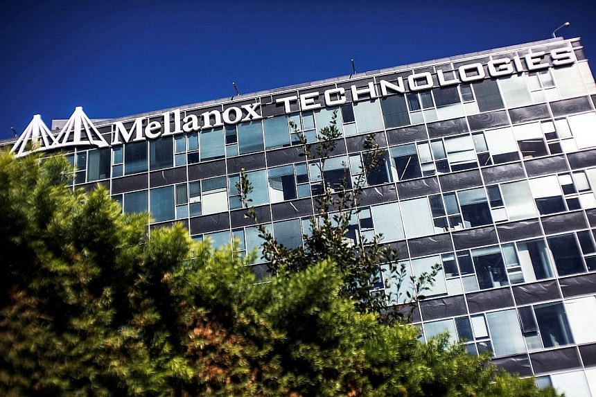 Mellanox's technology is crucial in transferring information from one component to another both within and between computers. Its stock has surged amid speculation that it would be acquired.