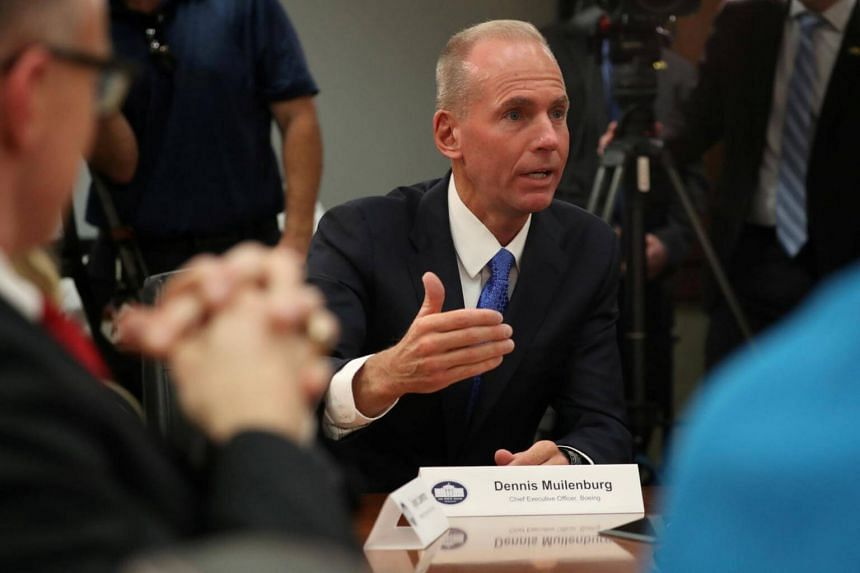 """Boeing Chief Executive Officer Dennis Muilenburg said the March 10 crash was """"especially challenging"""" coming only months after the loss of Lion Air Flight 610."""