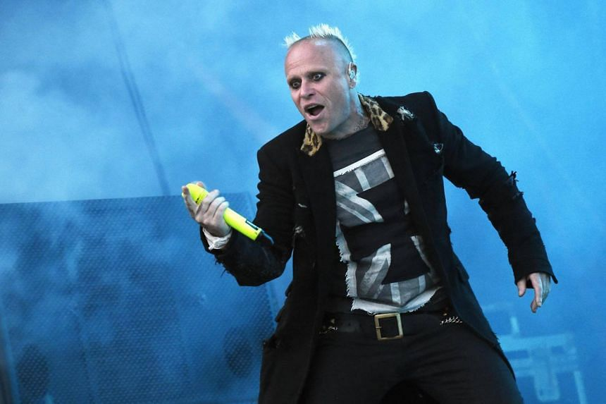 Keith Flint was found dead on March 4 at his home in a village in Essex, north-east of London.