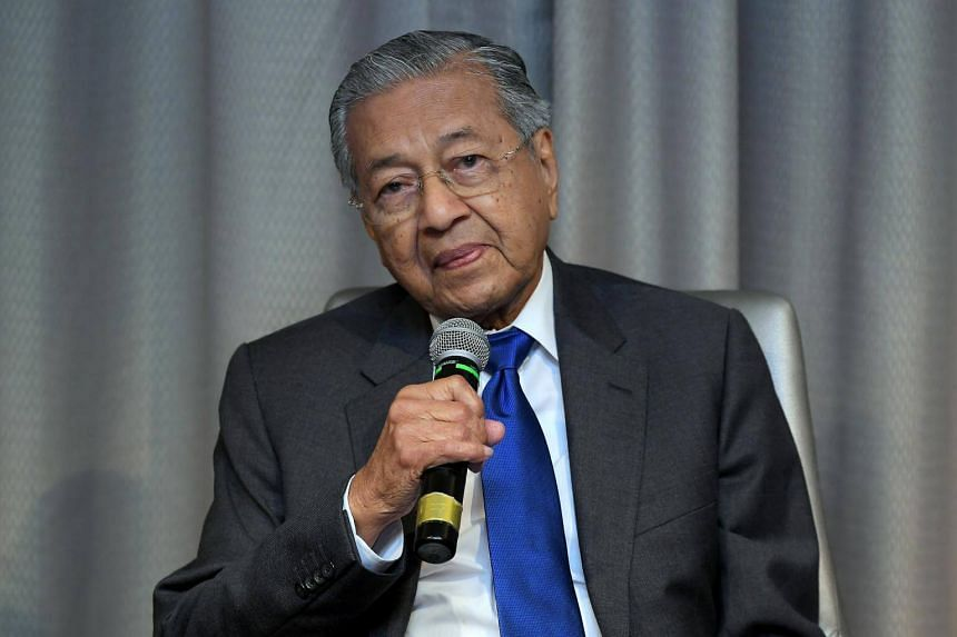 Prime Minister Tun Dr Mahathir Mohamad said the civil service, which now counts 1.7 million employees compared to 1 million in 2003, is a drain on the government's coffers.