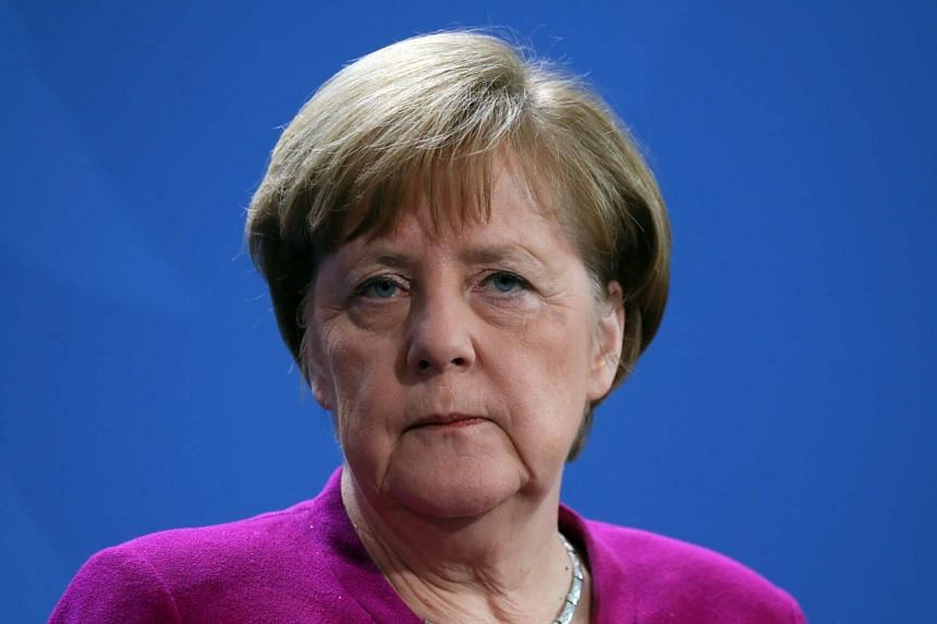 On issues from trade to cyber security to international tax reform, Chancellor Angela Merkel is hamstrung by her fear of antagonising her country's key trading partners.