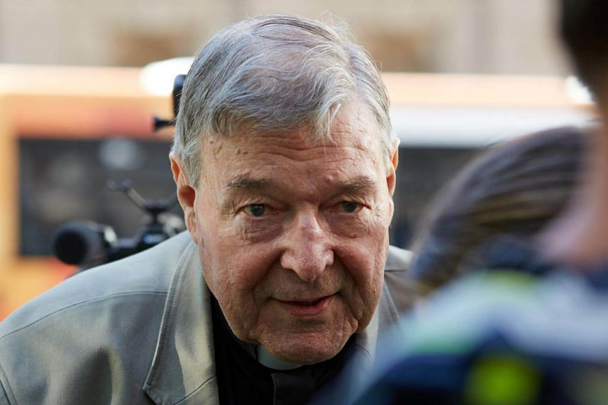 Australian Cardinal George Pell faces a maximum 50 years in prison for assaulting two choirboys in a Melbourne cathedral in 1996-97.