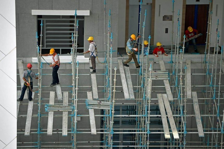 There has been seven workplace fatalities this year, of which five were from the construction sector.