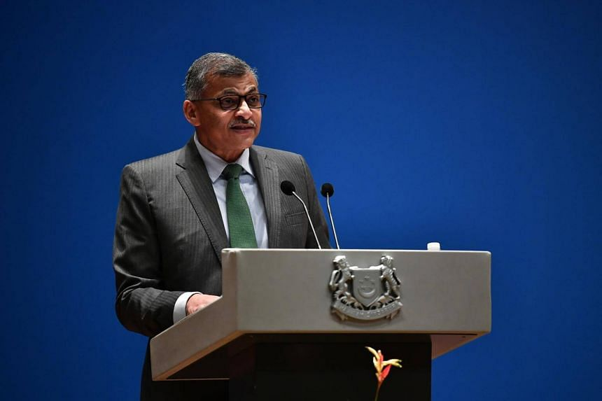 Chief Justice Sundaresh Menon said the court's business is not to formulate policy, which is a role for the elected branches in a constitutional democracy.
