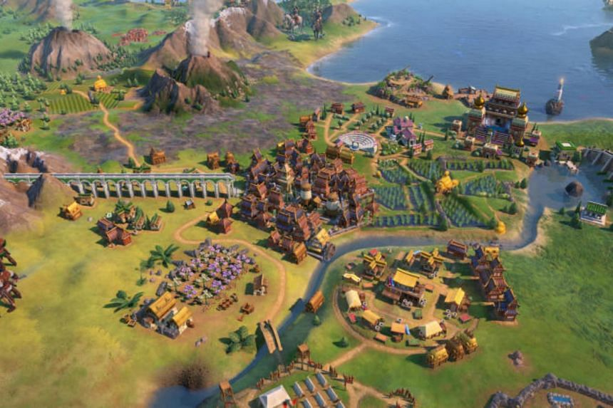 Launched in 2016, Civilization VI is a game of strategy, actions and consequences, over the premise of leading a civilisation from crude settlement to world power.