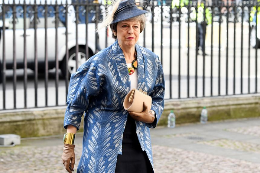 British Prime Minister Theresa May is set to meet top European Union officials following a weekend of deadlocked talks and with less than three weeks to go before Britain's scheduled departure from the bloc.