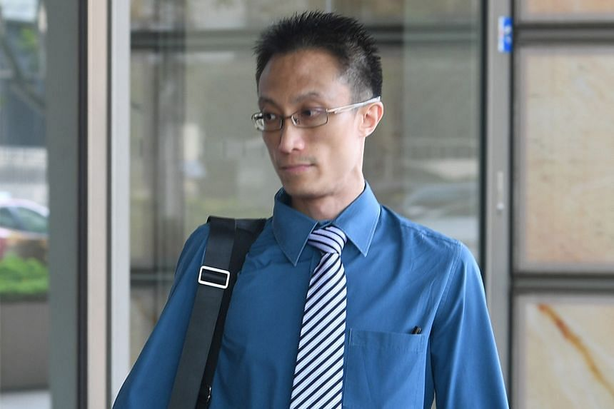 Ler Teck Siang arriving at the High Court yesterday. He will be jailed for two years after losing his appeal against his conviction and sentence for abetment of cheating and lying to investigators.
