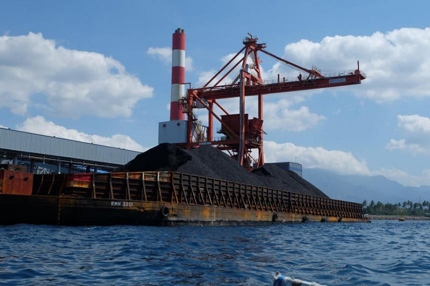 Coal bound for the Celukan Bawang power plant in Bali. The Global Resources Outlook 2019 said that worldwide consumption of basic commodities such as water, minerals and fossil fuels had tripled since 1970.