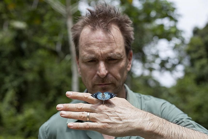 TV personality Phil Keoghan hosts National Geographic's Explorer, a documentary series spotlighting everything from the natural world to social issues.