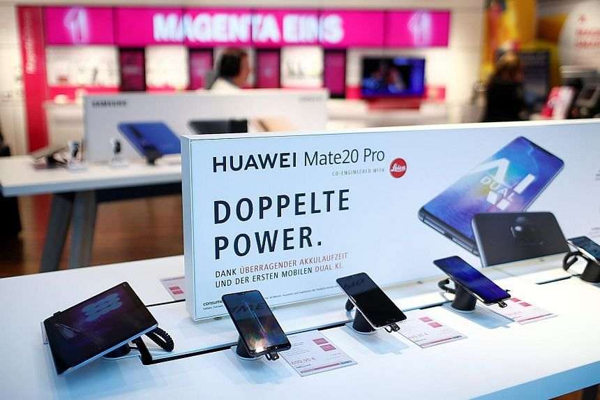 The US and some Western states, fearful of the security risks posed by Chinese IT giant Huawei, have shut it out of 5G infrastructure tenders.
