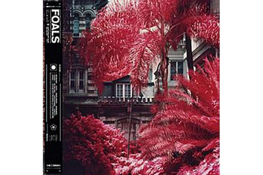 Everything Not Saved Will Be Lost - Part 1 features a seamless blend of sounds that Foals explored in their last four albums.