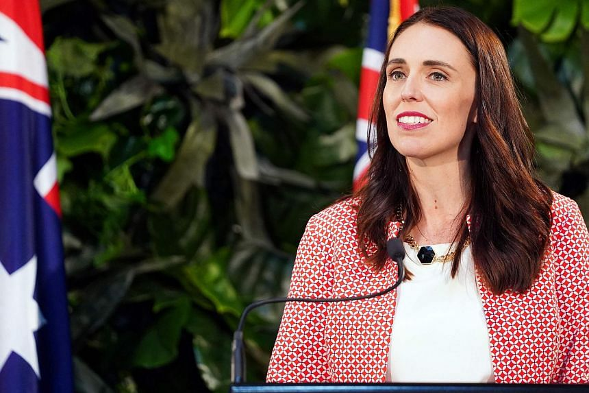 Whether students should be striking during school time was a decision for students and their parents, said New Zealand Prime Minister Jacinda Ardern.