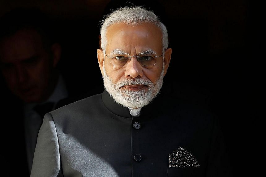 In his rapid-fire tweets, Indian Prime Minister Narendra Modi tagged cricketers and Bollywood actors, asking them to inspire others to exercise their franchise in the world's largest democracy.