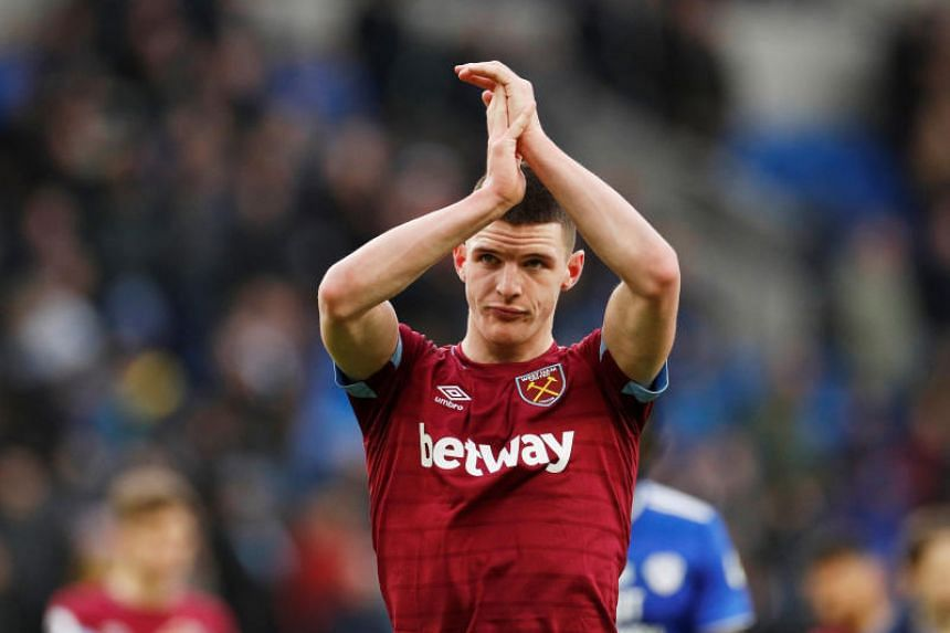 World governing body Fifa ratified Declan Rice's switch last week as he had not played a competitive game for Ireland.