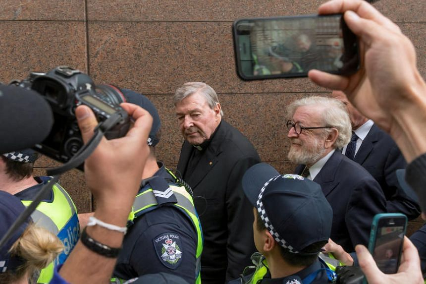 On March 13, George Pell was sentenced to six years in jail and registered as a sex offender for the rest of his life.