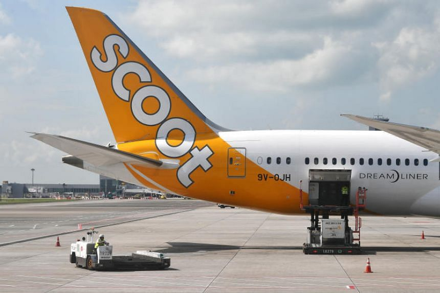 "Scoot said the plane returned to Taipei ""as a precaution"" due to ""slight vibrations felt"" on board."