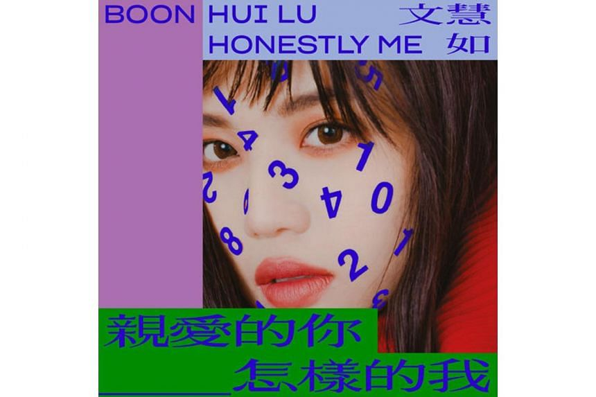 On her own polished debut album, Boon Hui Lu shows off a wider range of what she can do as a songwriter.