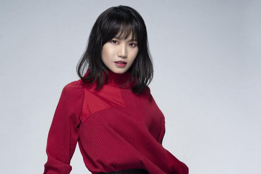 Boon Hui Lu said her album touches on issues faced by women in their 20s.