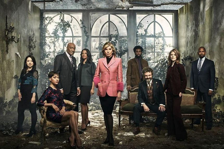 The Good Fight has won high praise for its astute commentary on Trump-era politics, especially the schism between liberals and conservatives.