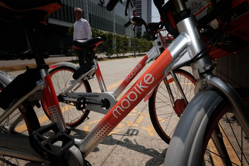 Mobike, which has a licence to operate 25,000 bicycles, did not commit to a date to leave the Singapore market.