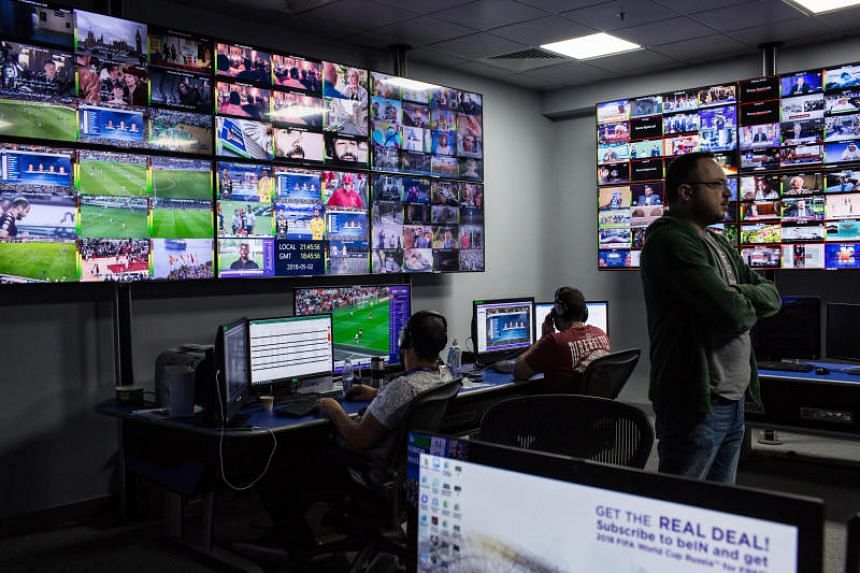 """beIN Sports alleged that the Asian Football Confederation had """"surrendered"""" to Saudi Arabia in a new row over Gulf broadcasting rights."""