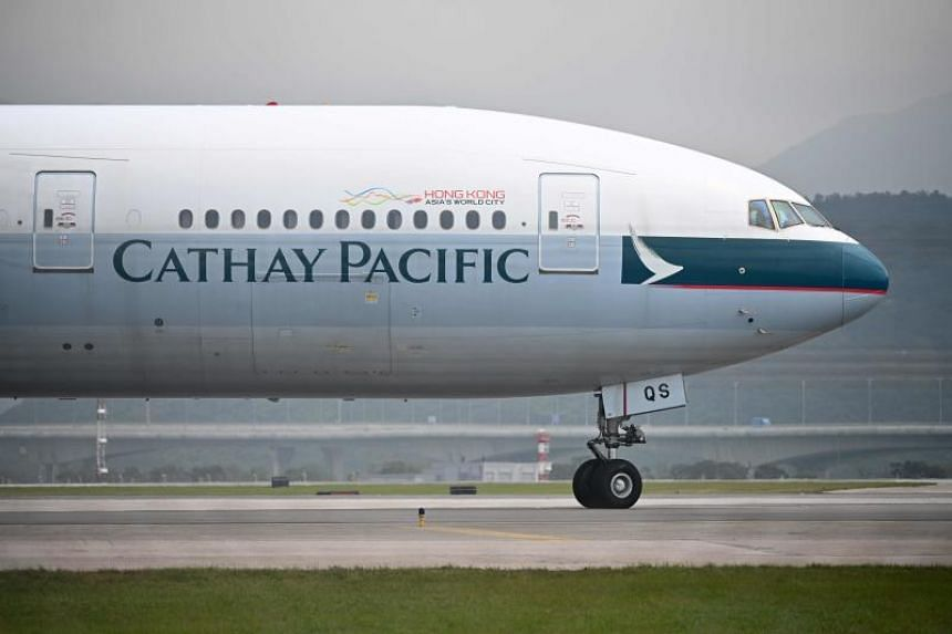 Cathay Pacific Airways said the outlook for 2019 was expected to remain challenging due to geopolitical discord and global trade tensions dampening passenger and cargo demand and intense competition.