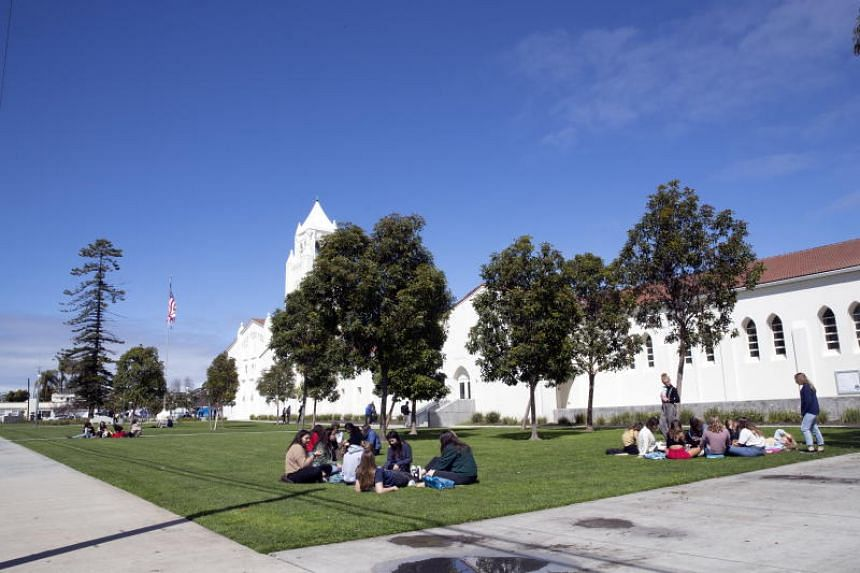 The University of California at Los Angeles report described a charged environment at high schools, with most principals having to deal with students who make hateful or hostile remarks about other people's ethnic background or political beliefs.