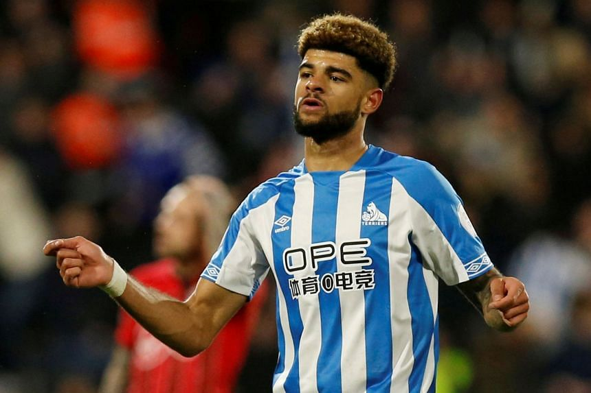 Huddersfield Town's Philip Billing received a racist message over social media on March 12, 2019.