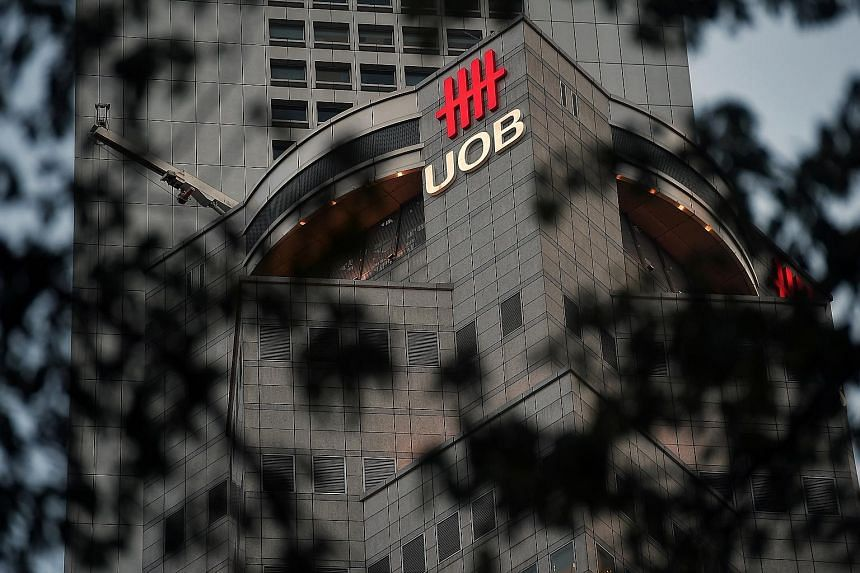 UOB's onshore yuan bond was priced at 3.49 per cent, one of the lowest rates among all Panda bonds issued to date, the bank said in a regulatory filing yesterday.