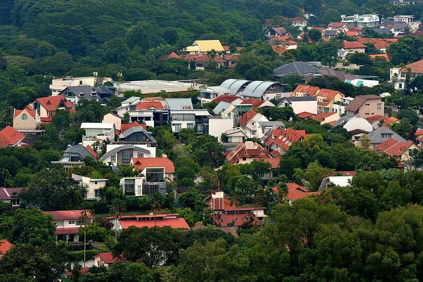 Under cooling measures that took effect last year, Singaporeans buying a second residential property worth, say, $1 million, have to stump up an additional $170,000.