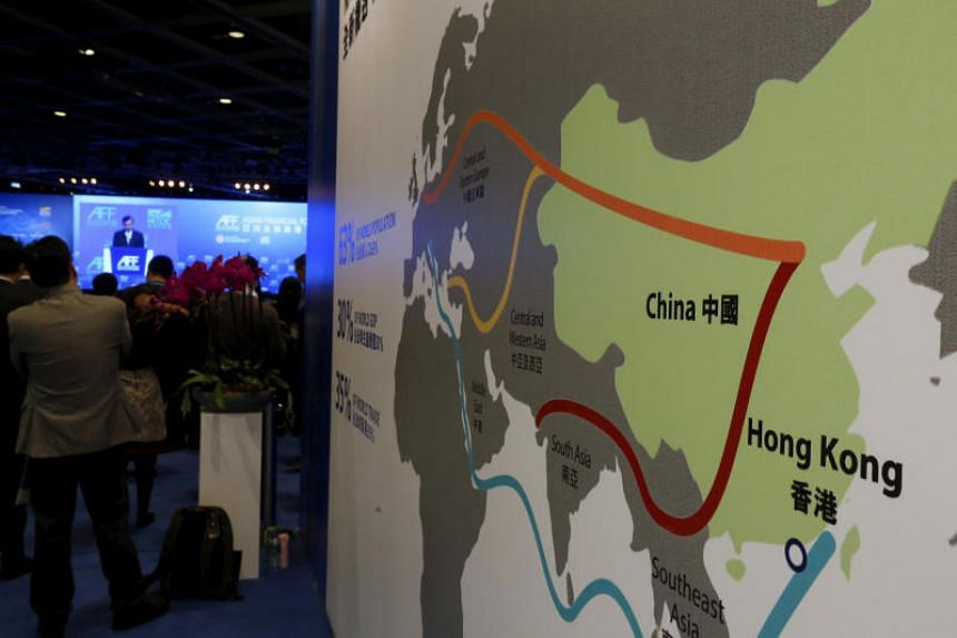 China calls for US and European companies to join Belt and