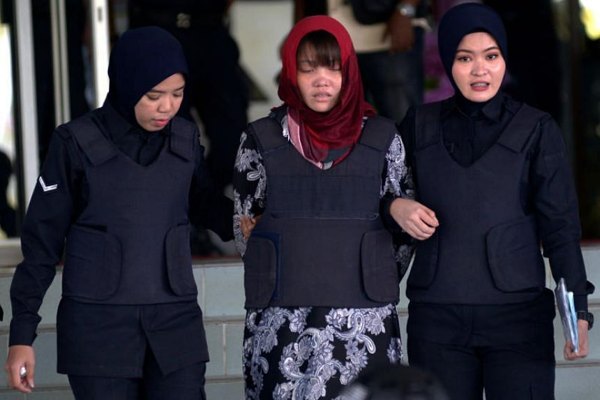 Vietnam urged Malaysia to free Doan Thi Huong a day after a Malaysian court dropped the same charge against an Indonesian woman.