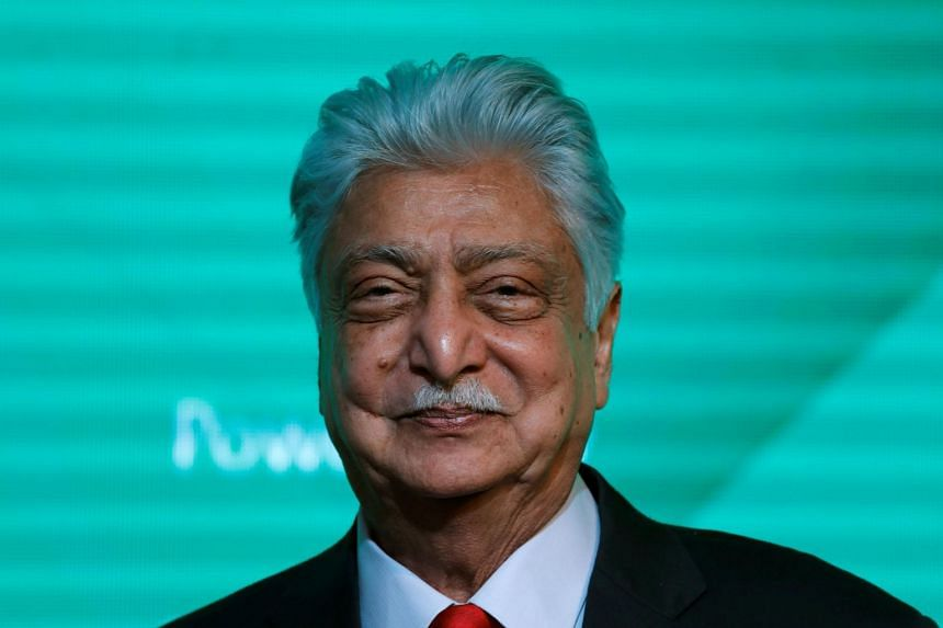 Wipro Chairman Azim Premji is India's second-richest man and ranks 51 in Bloomberg's list of global billionaires.