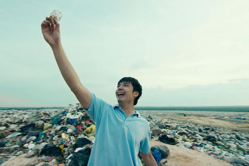 Kyo Chen stars in Guang, a film about an autistic man who is sent out to look for work by his brother.