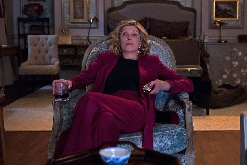 The Good Fight follows the lives of liberal lawyer Diane Lockhart, played by Christine Baranski, and the other brilliant attorneys at her Chicago firm.