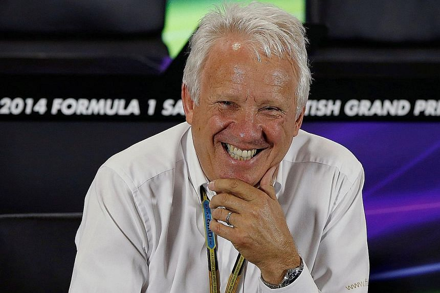 Charlie Whiting was a popular and key figure in F1, with duties ranging from pushing for improved safety to enforcing rules.