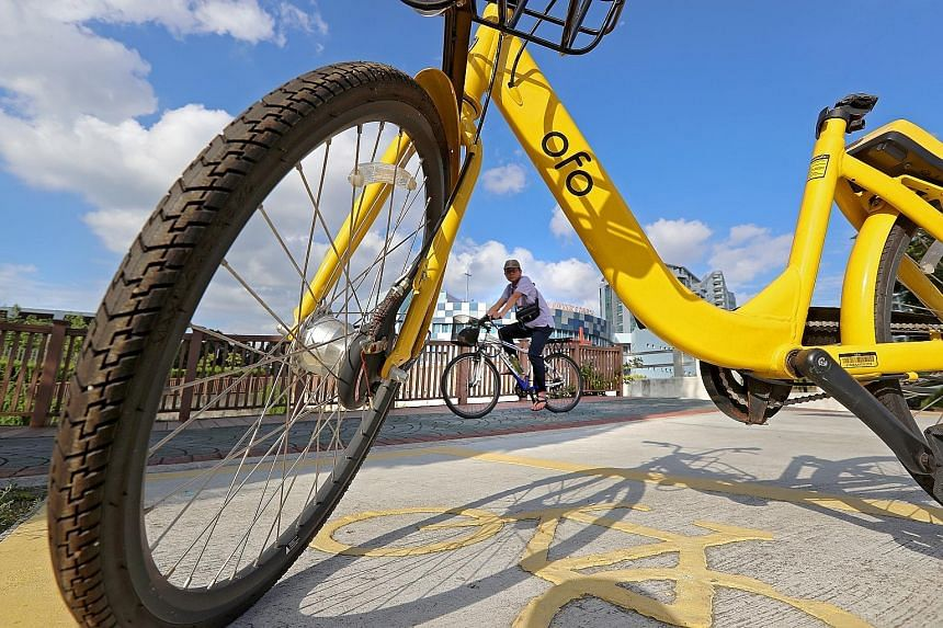 Some ofo users reported that they continued to be charged even after locking their bikes.