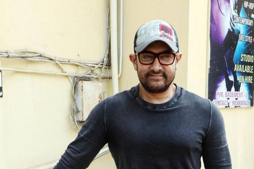 Bollywood megastar Aamir Khan said he would lose 20kg for the role of Laal Singh Chaddha, based on Tom Hanks' character in the 1994 classic.