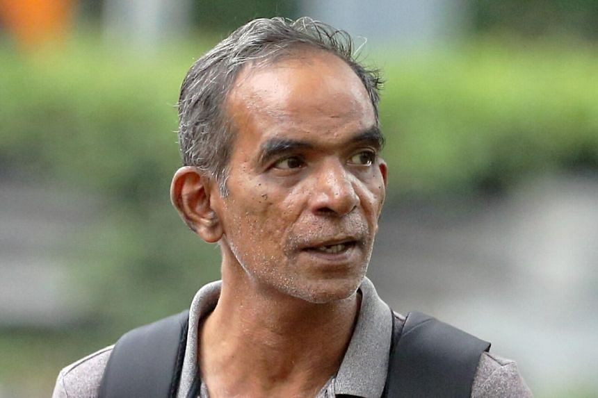 Cleaner Alagappan Singaram was fined $5,000 after pleading guilty to discharging the fireworks.