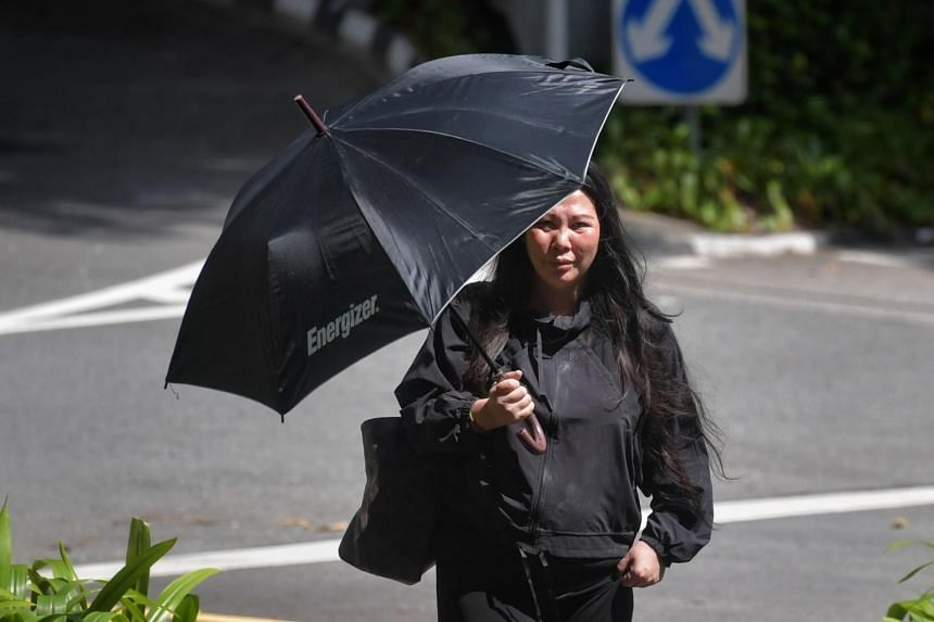 Audrey Tay May Li, 45, will start her jail sentence for drug abuse in April after her appeal was dismissed by the High Court on March 15, 2019.