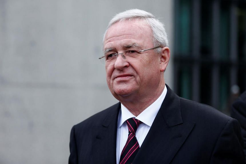 Former Volkswagen chief executive Martin Winterkorn was charged by US prosecutors in 2018 and accused of conspiring to cover up the German automaker's diesel emissions cheating.