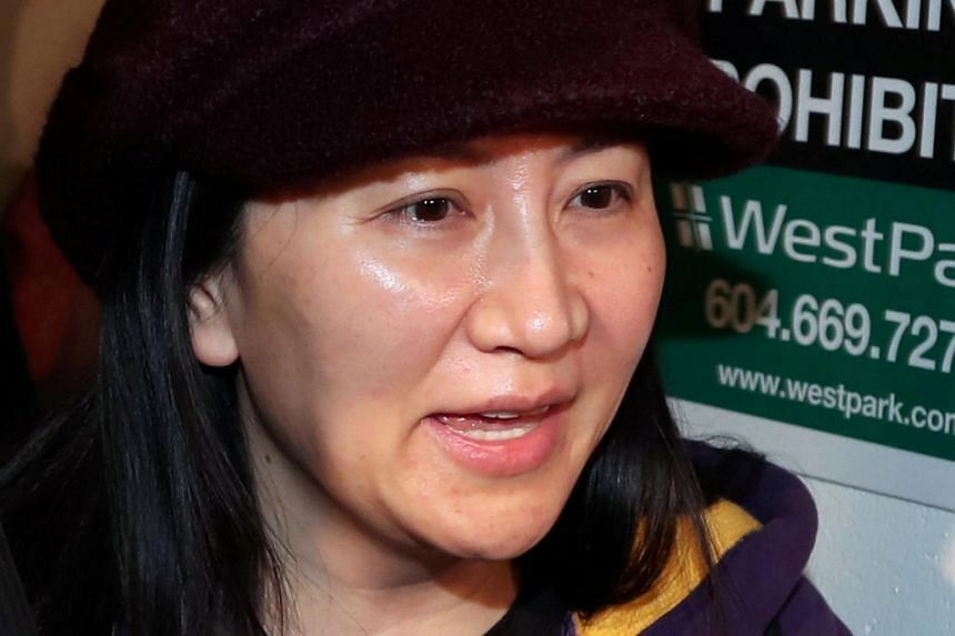 Huawei's chief financial officer Meng Wanzhou had wanted to resign and find a job elsewhere, according to her father.